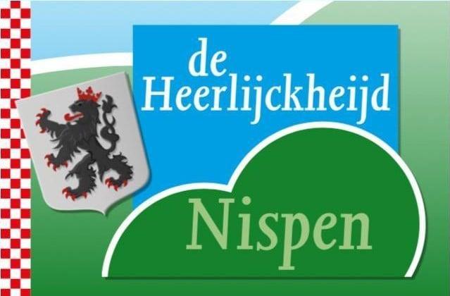 Nispense vlag